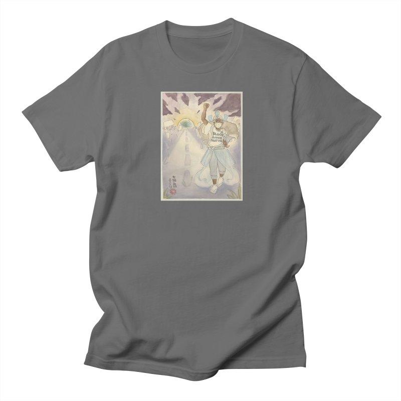 Modern Leader Men's T-Shirt by Emily's Artist Shop (all profits to organizations)