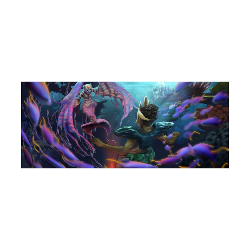 Mojo Underwater by etherealhunt's Artist Shop