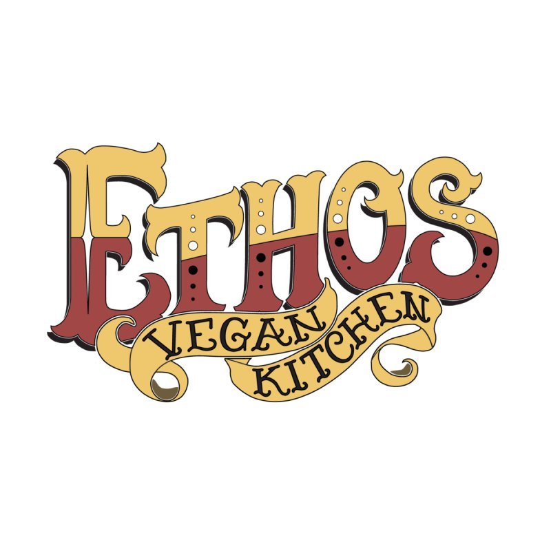 Ethos Logo by Ethos Vegan Kitchen's Logo Shop