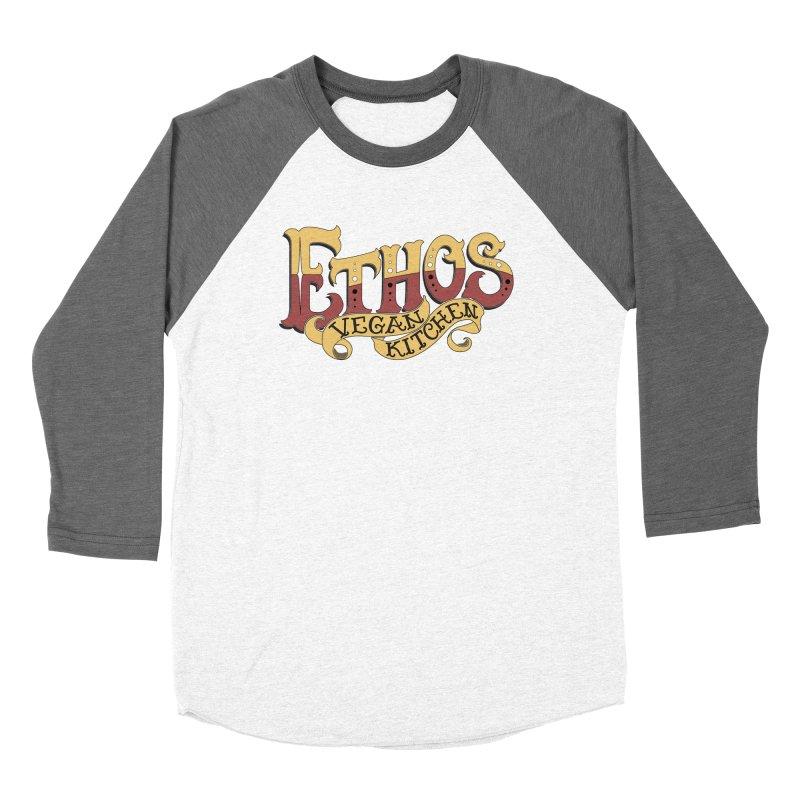 Ethos Logo Women's Longsleeve T-Shirt by Ethos Vegan Kitchen's Logo Shop