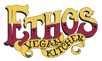Ethos Vegan Kitchen's Logo Shop Logo