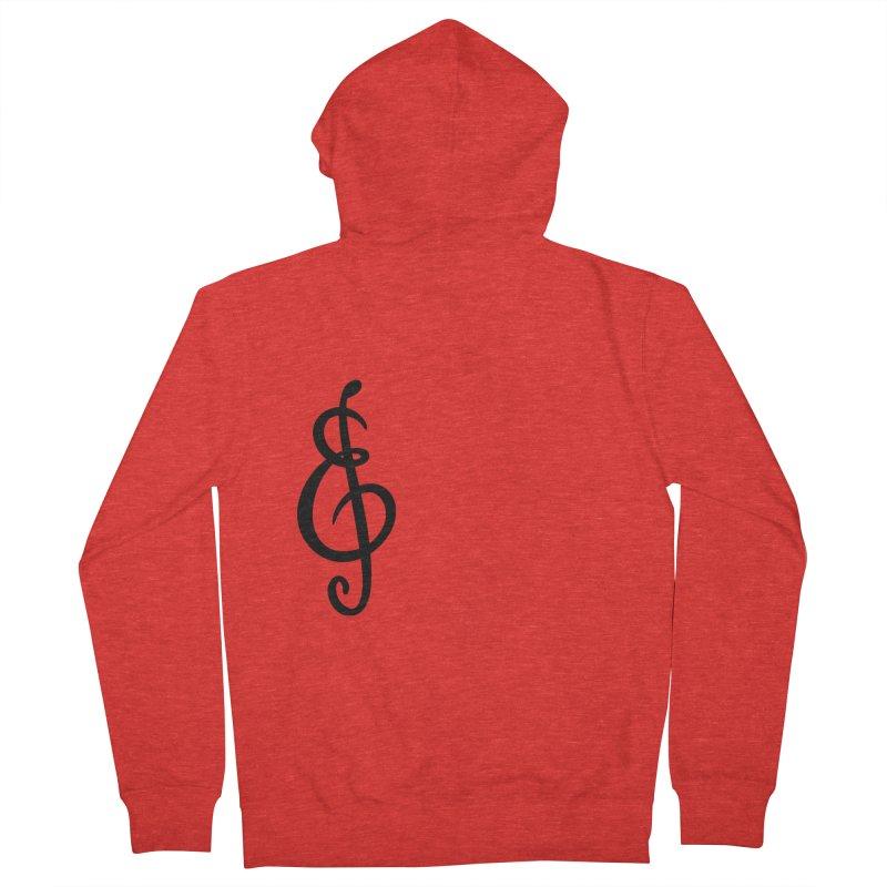 Mens zip hoodie Men's Zip-Up Hoody by Etoile Marley's Artist Shop