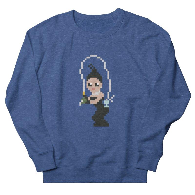 Kim K breaking the internet Men's French Terry Sweatshirt by Eu era pop - 8-bit pop culture :)