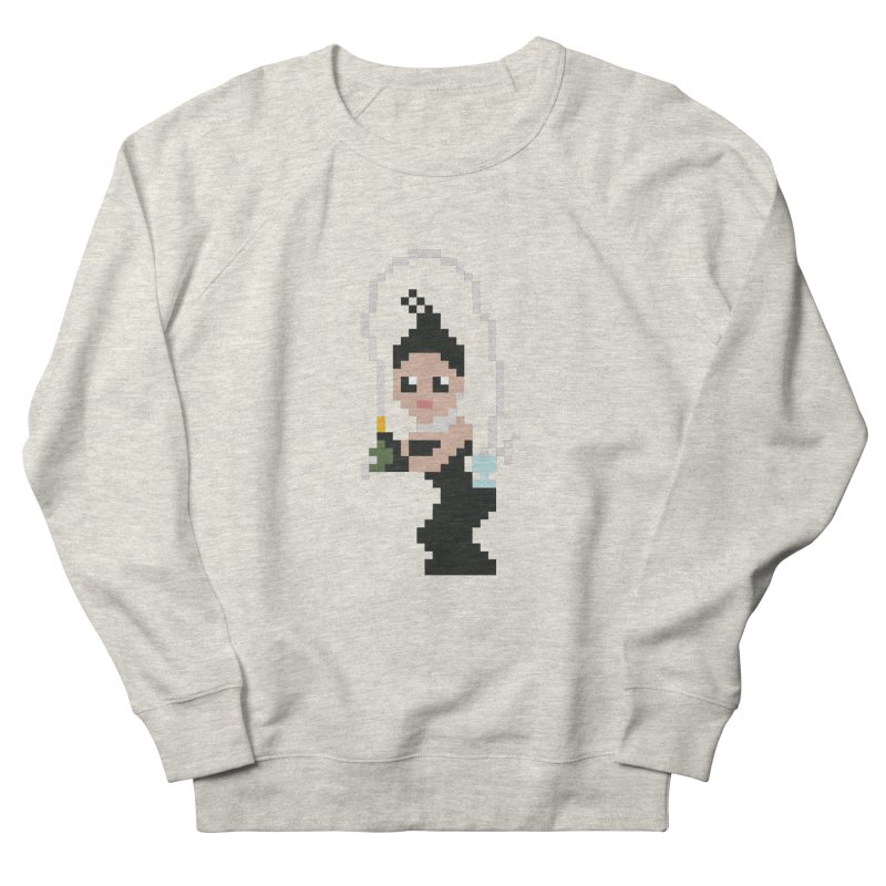 Kim K breaking the internet Men's Sweatshirt by Eu era pop - 8-bit pop culture :)