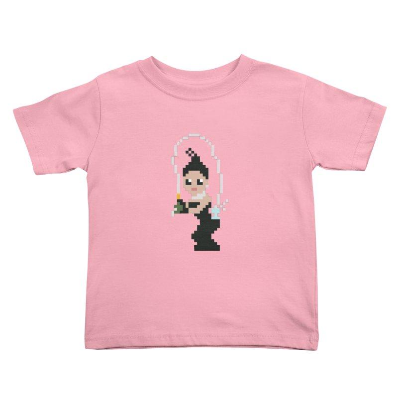 Kim K breaking the internet Kids Toddler T-Shirt by Eu era pop - 8-bit pop culture :)