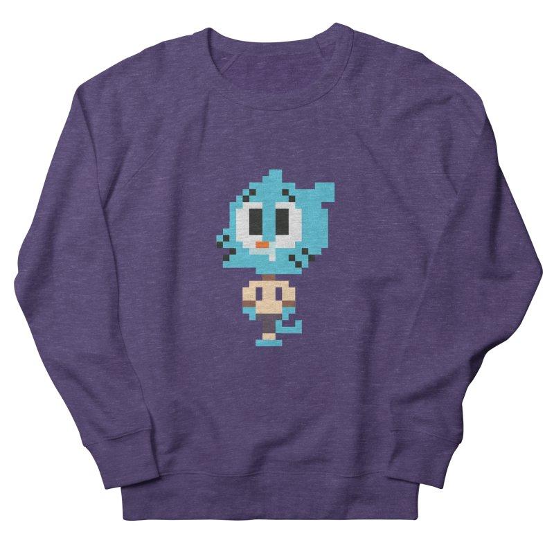 Amazing World! Women's Sweatshirt by Eu era pop - 8-bit pop culture :)