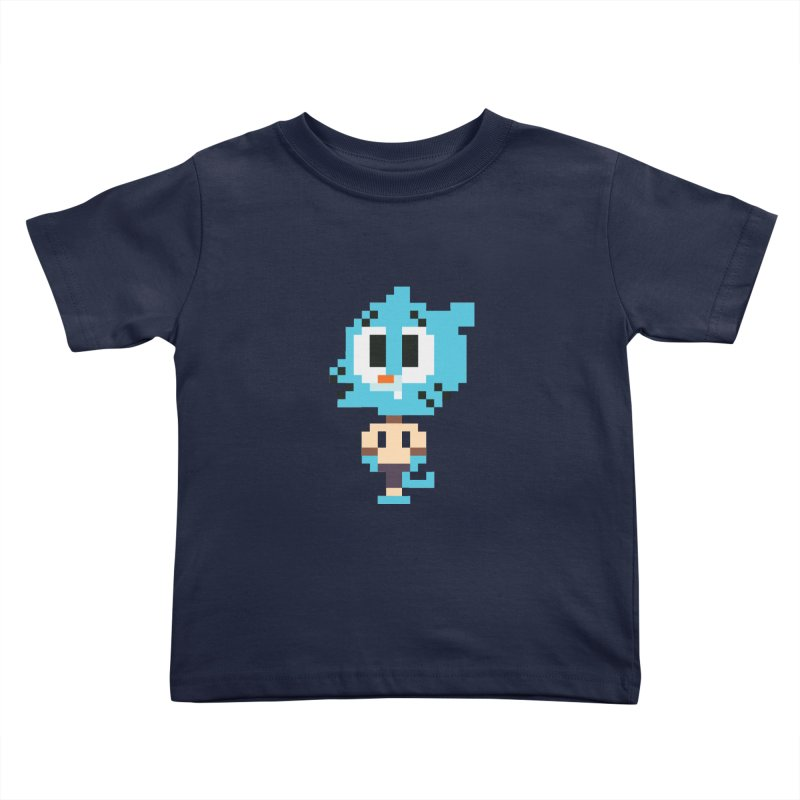 Amazing World! Kids Toddler T-Shirt by Eu era pop - 8-bit pop culture :)