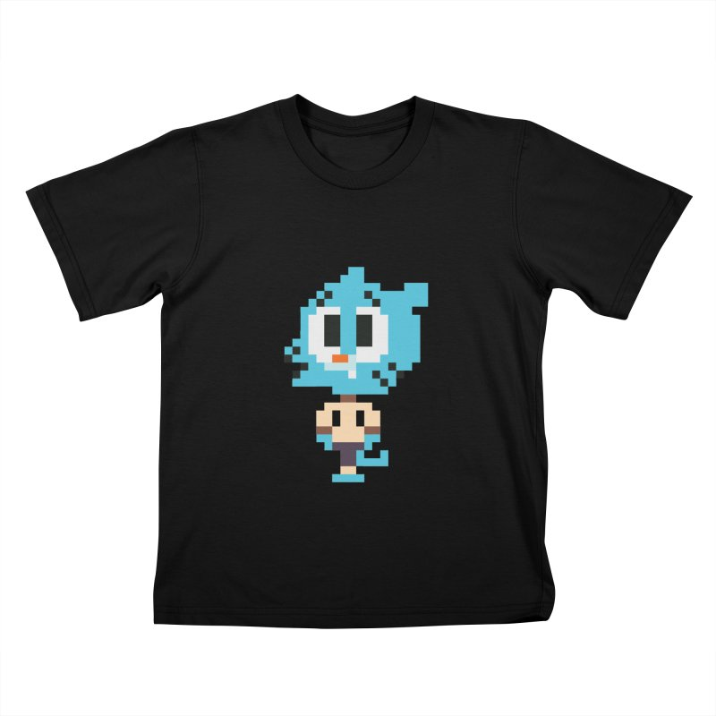 Amazing World! Kids T-Shirt by Eu era pop - 8-bit pop culture :)