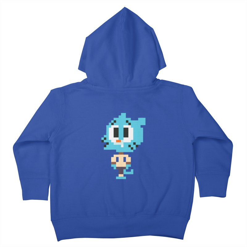 Amazing World! Kids Toddler Zip-Up Hoody by Eu era pop - 8-bit pop culture :)