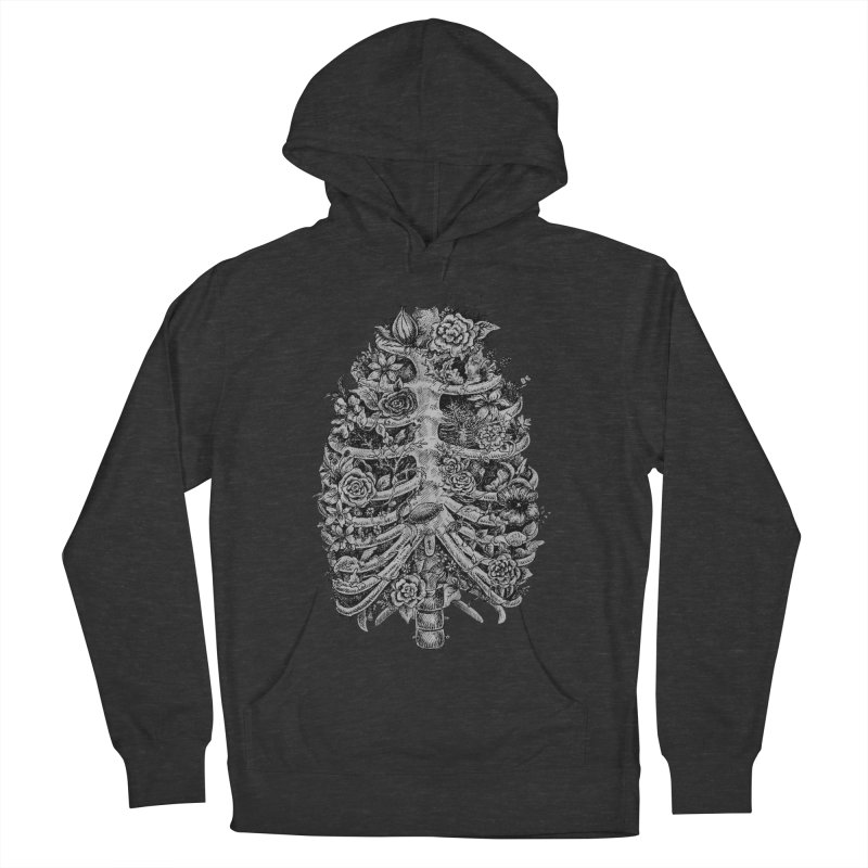 I can't breathe without you Men's French Terry Pullover Hoody by Eugenia Hauss's | Exiled Beauty