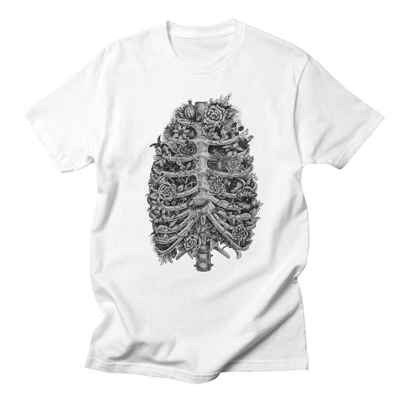 I can't breathe without you Men's T-shirt by Eugenia Hauss's | Exiled Beauty