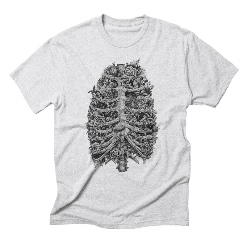 I can't breathe without you Men's Triblend T-Shirt by Eugenia Hauss's | Exiled Beauty