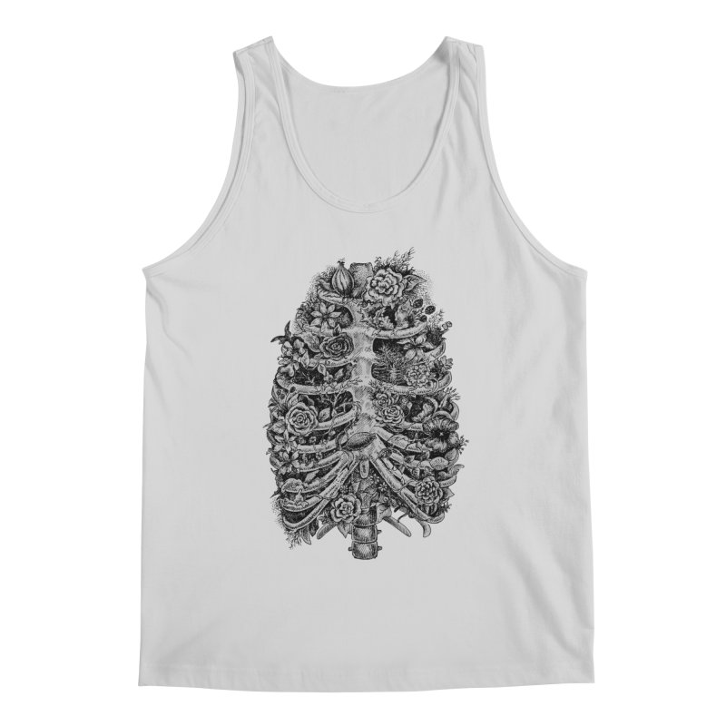 I can't breathe without you Men's Regular Tank by Eugenia Hauss's | Exiled Beauty