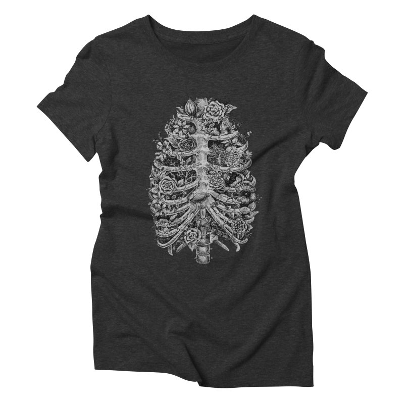 I can't breathe without you Women's Triblend T-Shirt by Eugenia Hauss's | Exiled Beauty