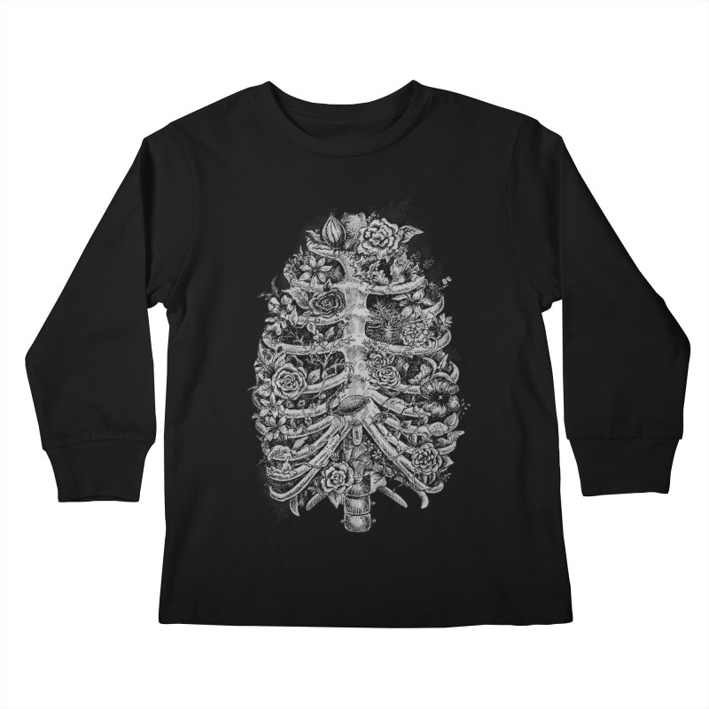 I can't breathe without you Kids Longsleeve T-Shirt by Eugenia Hauss's | Exiled Beauty