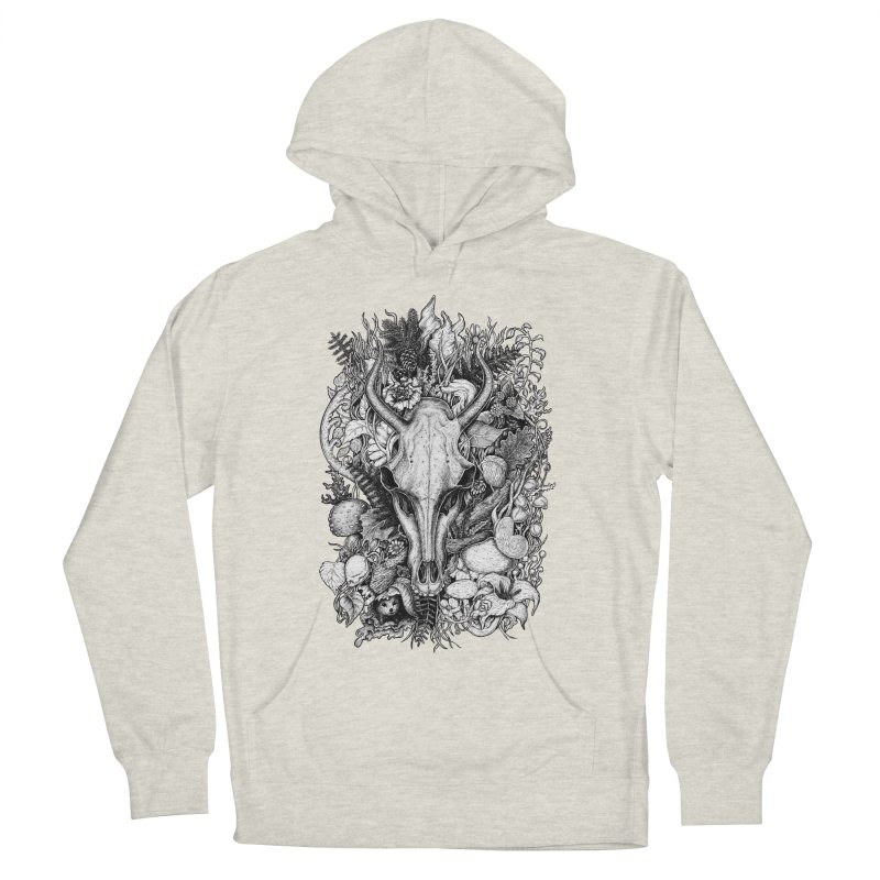 Life's Mystery Men's Pullover Hoody by Eugenia Hauss's | Exiled Beauty