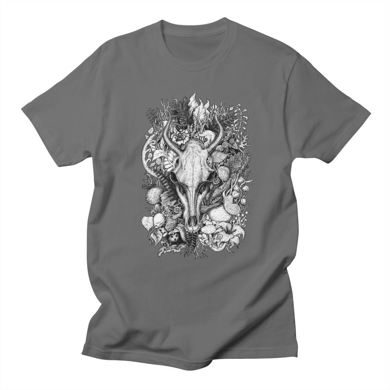 Life's Mystery Men's Regular T-Shirt by Eugenia Hauss's | Exiled Beauty