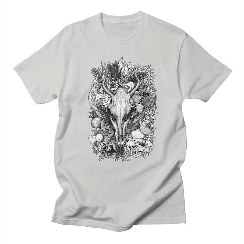 Life's Mystery Men's T-Shirt by Eugenia Hauss's | Exiled Beauty
