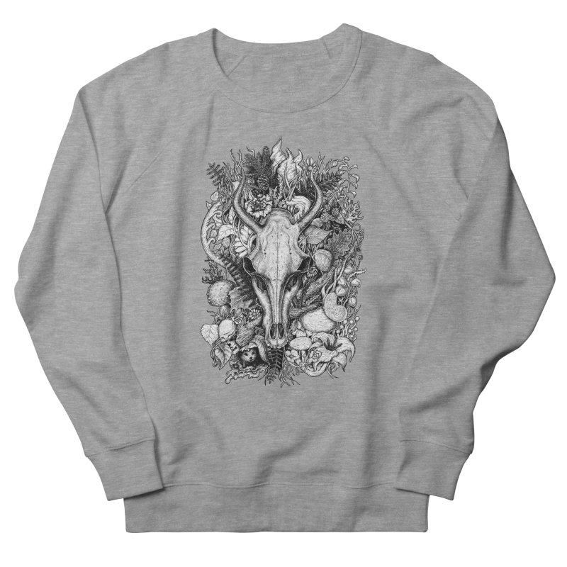Life's Mystery Men's Sweatshirt by Eugenia Hauss's | Exiled Beauty