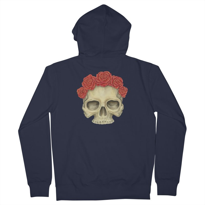 Skull And Roses Women's  by Eugenia Hauss's | Exiled Beauty