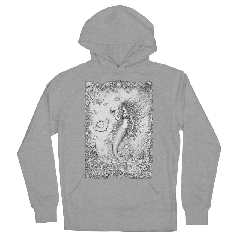 Underwater Fantasy Women's Pullover Hoody by Eugenia Hauss's | Exiled Beauty
