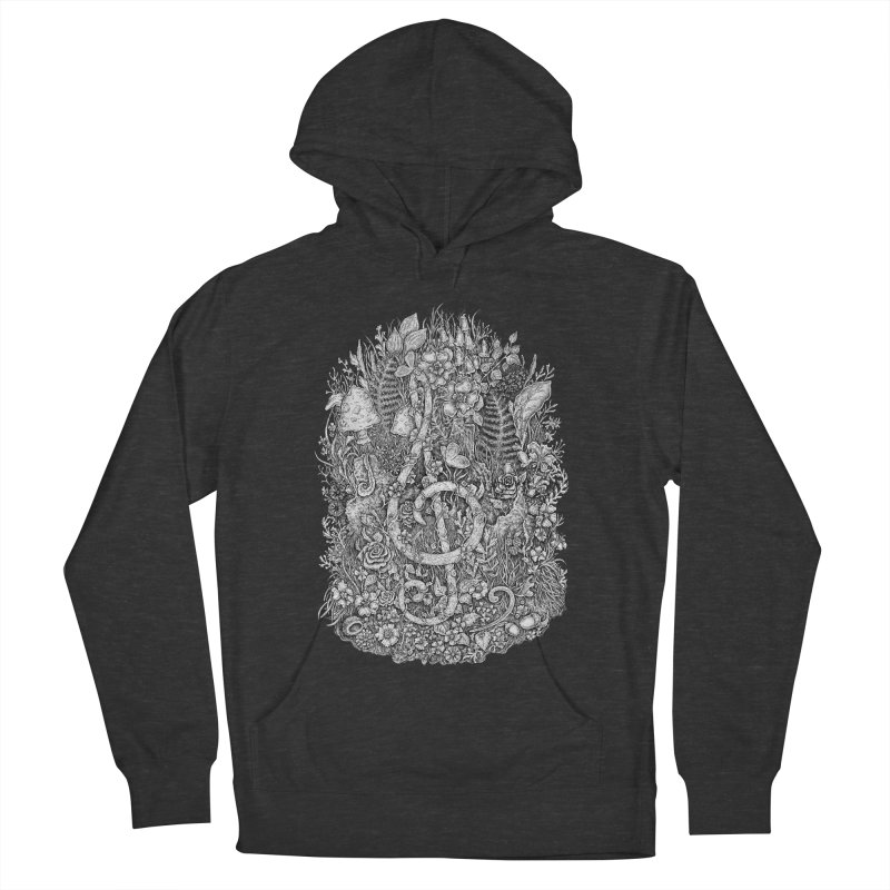 Music Women's Pullover Hoody by Eugenia Hauss's | Exiled Beauty