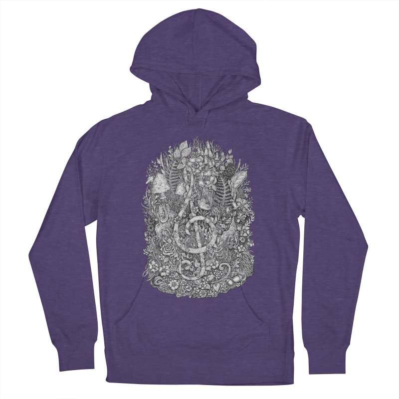 Music Women's Pullover Hoody by Eugenia Hauss's   Exiled Beauty