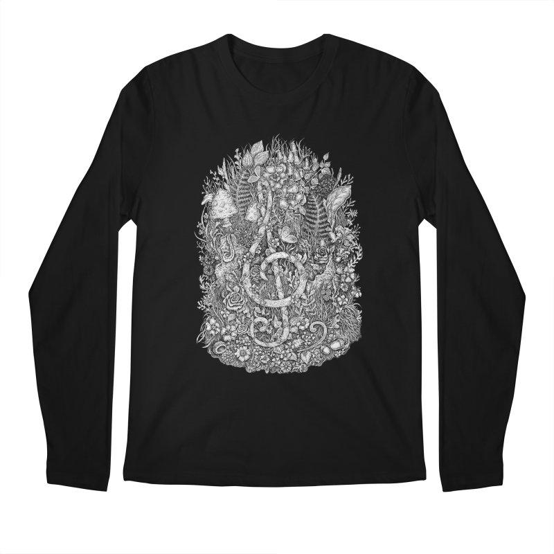 Music Men's Regular Longsleeve T-Shirt by Eugenia Hauss's | Exiled Beauty