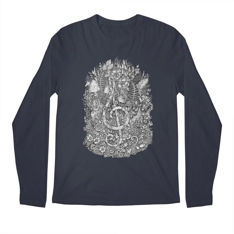 Music Men's Longsleeve T-Shirt by Eugenia Hauss's | Exiled Beauty