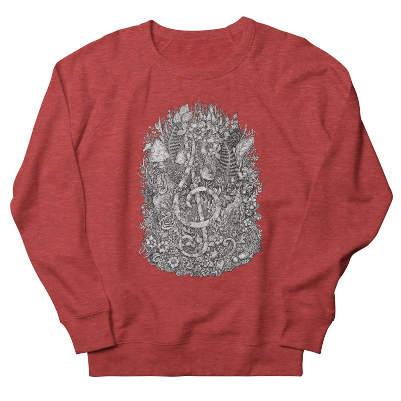 Music Men's Sweatshirt by Eugenia Hauss's | Exiled Beauty