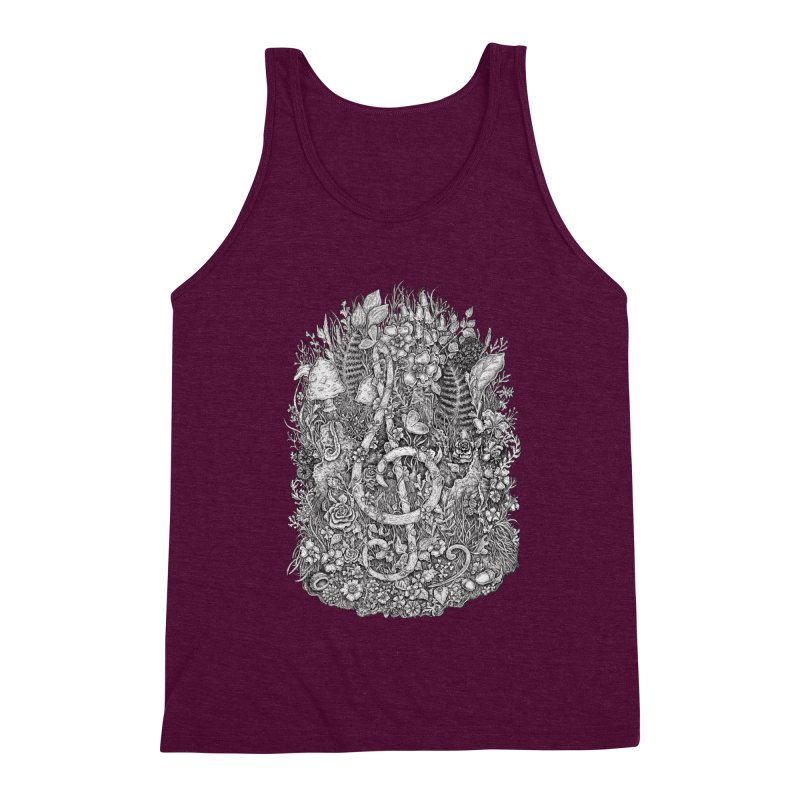 Music Men's Tank by Eugenia Hauss's   Exiled Beauty