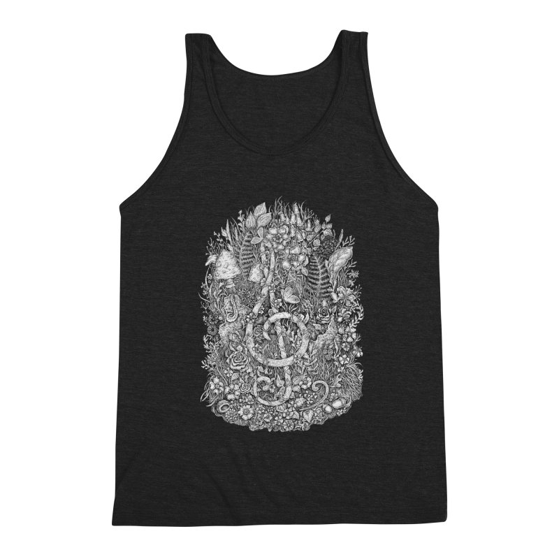 Music Men's Tank by Eugenia Hauss's | Exiled Beauty