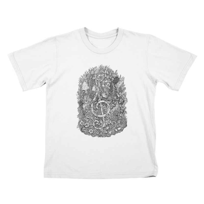 Music Kids T-Shirt by Eugenia Hauss's | Exiled Beauty