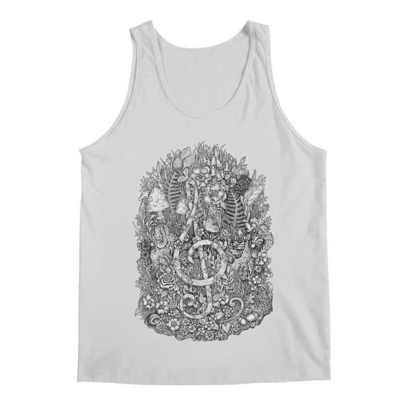Music Men's Regular Tank by Eugenia Hauss's | Exiled Beauty