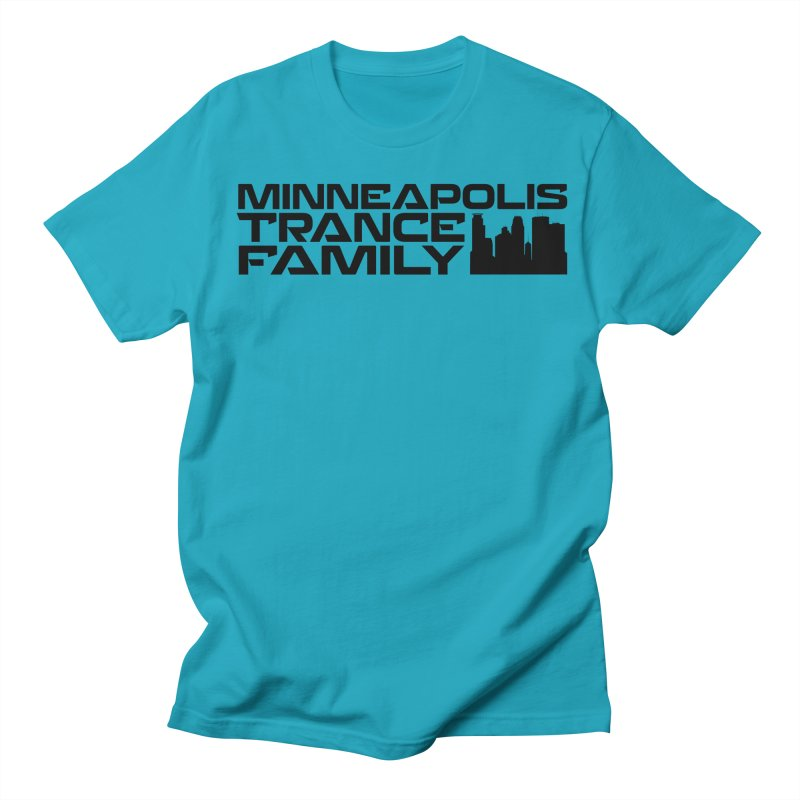 Minneapolis Trance Family Logo Men's T-Shirt by Euphoric Nation's Merch!
