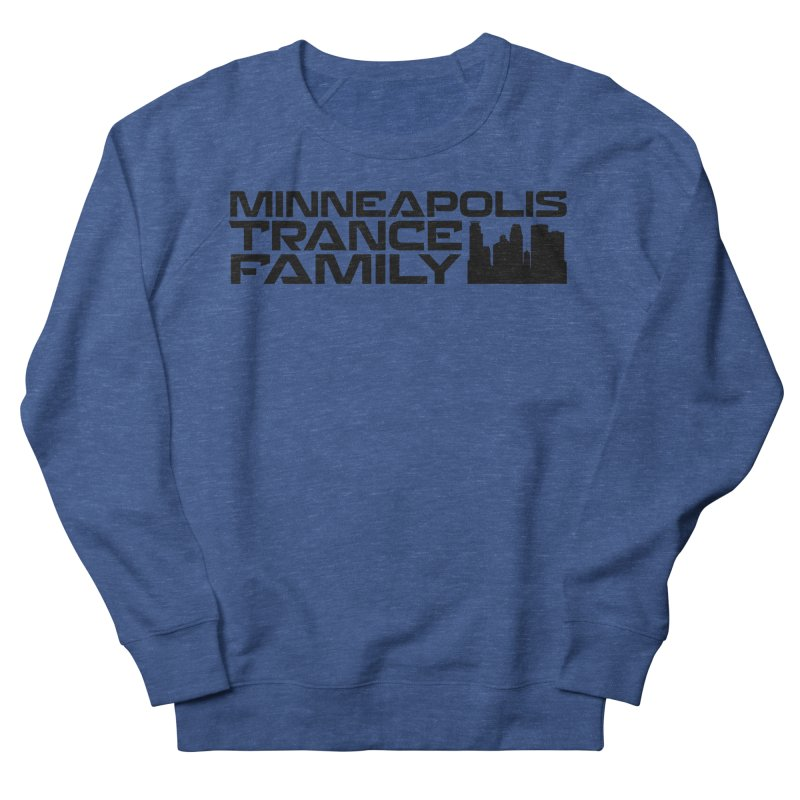 Minneapolis Trance Family Logo Men's Sweatshirt by Euphoric Nation's Merch!