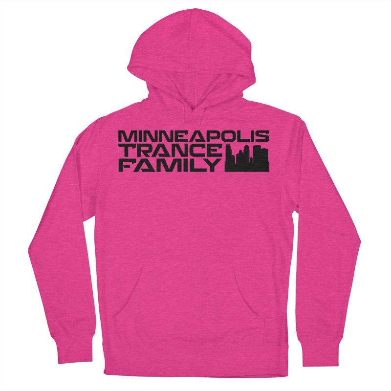 Minneapolis Trance Family Logo Men's Pullover Hoody by Euphoric Nation's Merch!