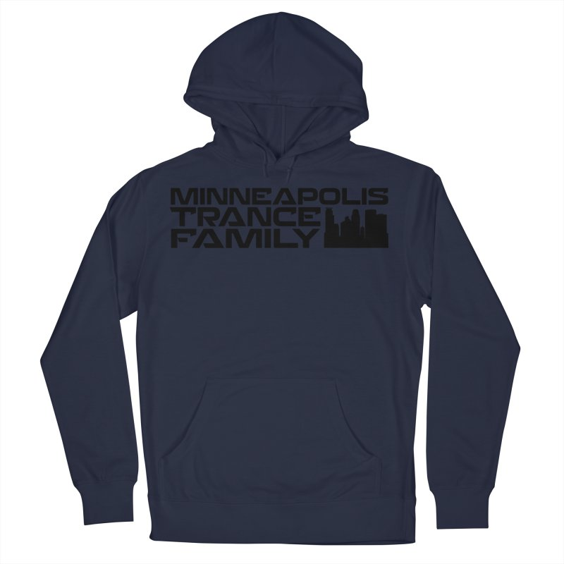 Minneapolis Trance Family Logo Men's Pullover Hoody by Euphoric Nation's Merch!