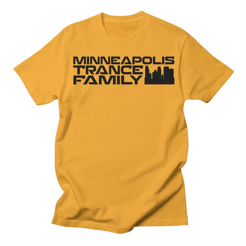 Minneapolis Trance Family Logo Women's Regular Unisex T-Shirt by Euphoric Nation's Merch!