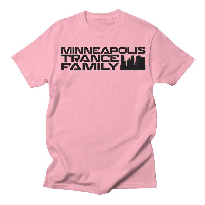 Minneapolis Trance Family Logo Women's Regular Unisex T-Shirt by Euphoric Nation's Merch!