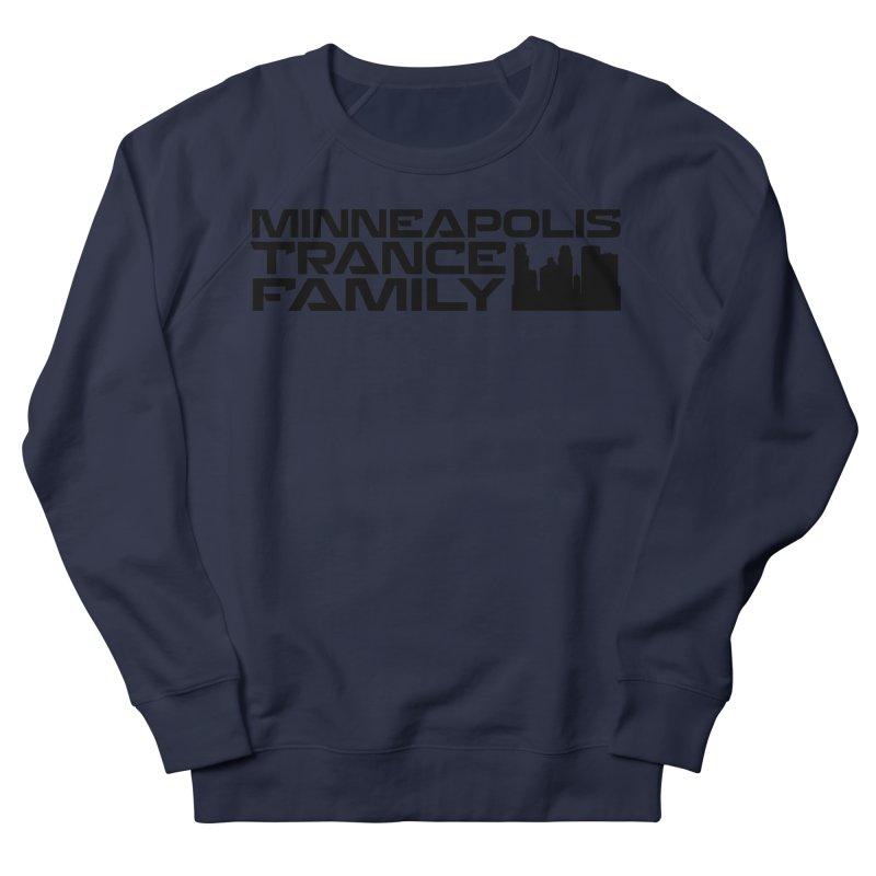 Minneapolis Trance Family Logo Men's Sweatshirt by Euphoric Nation's Merch!