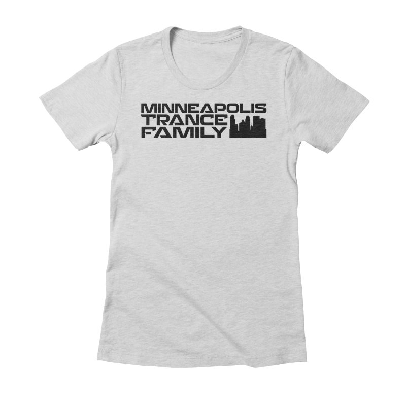 Minneapolis Trance Family Logo Women's T-Shirt by Euphoric Nation's Merch!