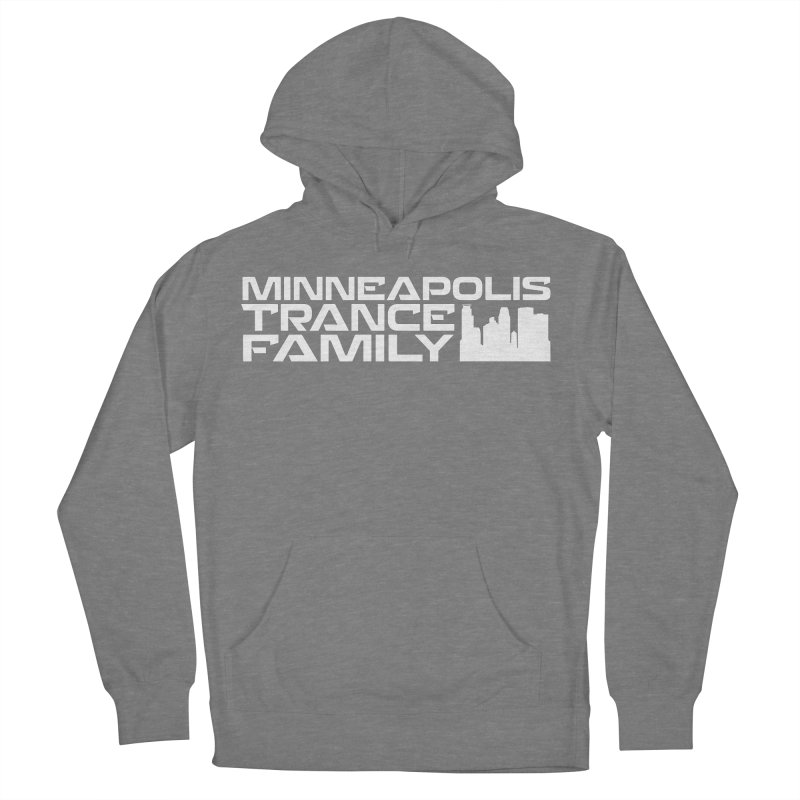 Minneapolis Trance Family - White Women's Pullover Hoody by Euphoric Nation's Merch!