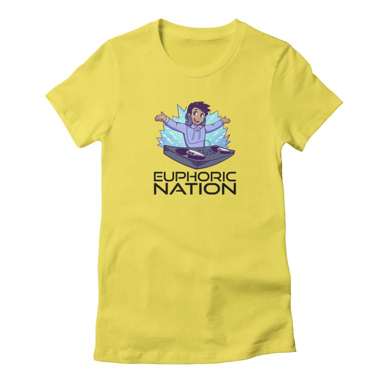 Women's None by Euphoric Nation's Merch!