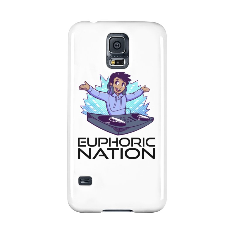Hands Out Trance Out! Accessories Phone Case by Euphoric Nation's Merch!