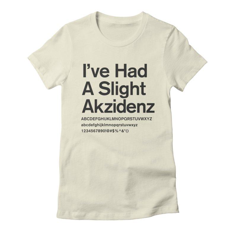 I've Had an Akzidenz   by euphospug