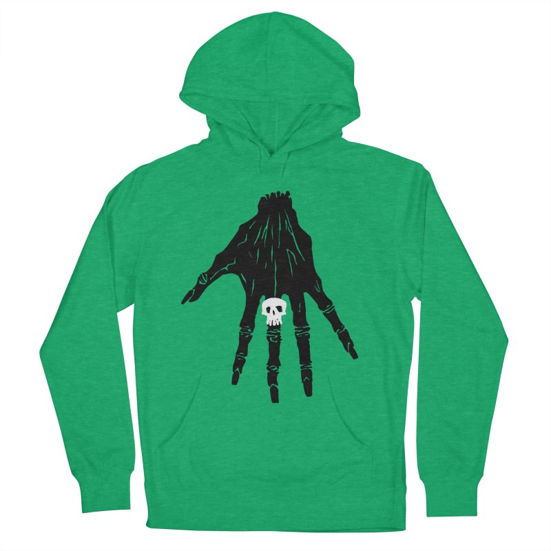 TheBlackHand Women's Pullover Hoody by euphospug