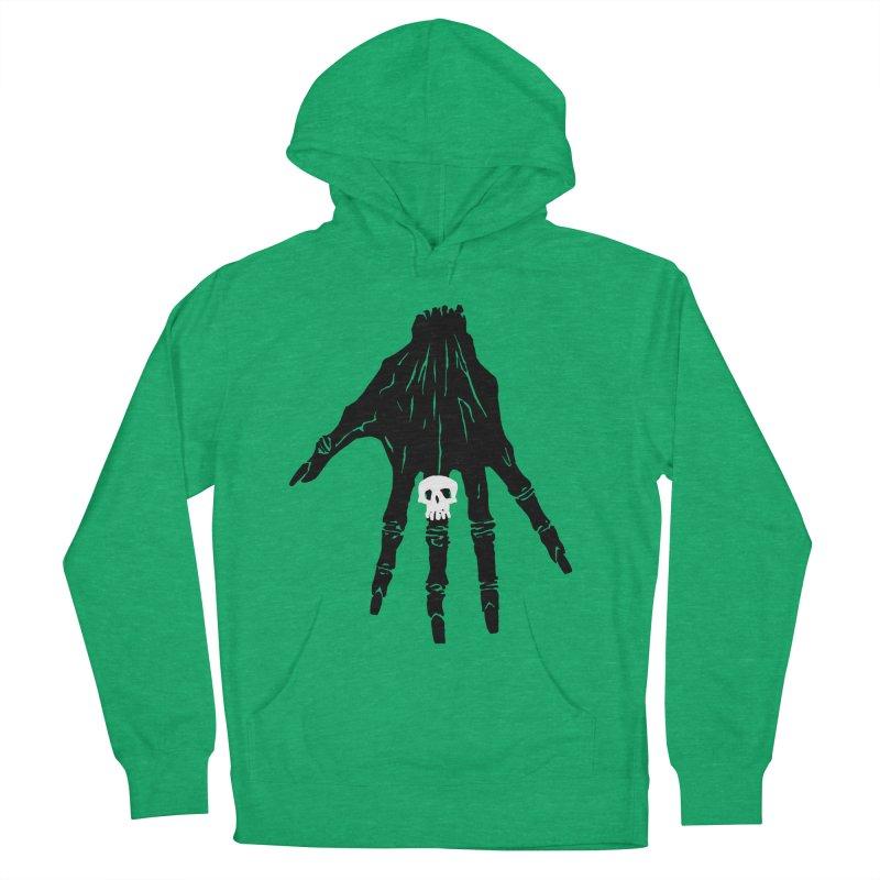 TheBlackHand Men's Pullover Hoody by euphospug