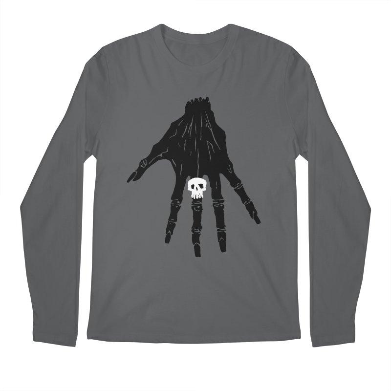 TheBlackHand Men's Longsleeve T-Shirt by euphospug