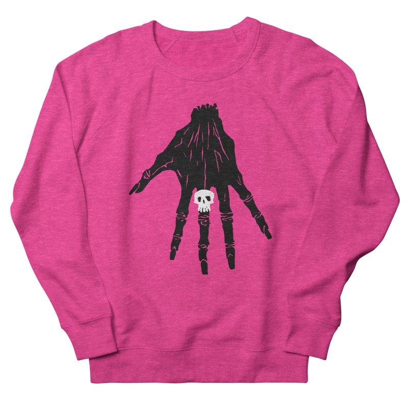 TheBlackHand Men's Sweatshirt by euphospug